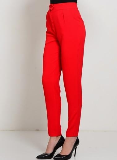 Liquorish Pantolon Kırmızı